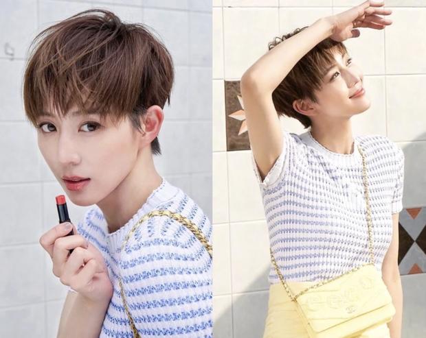 4 kiểu tóc ngắn đang được hội sao Hoa - Hàn mê tít: Kiểu nào cũng tôn mặt, sang chảnh thấy mê - Ảnh 4.