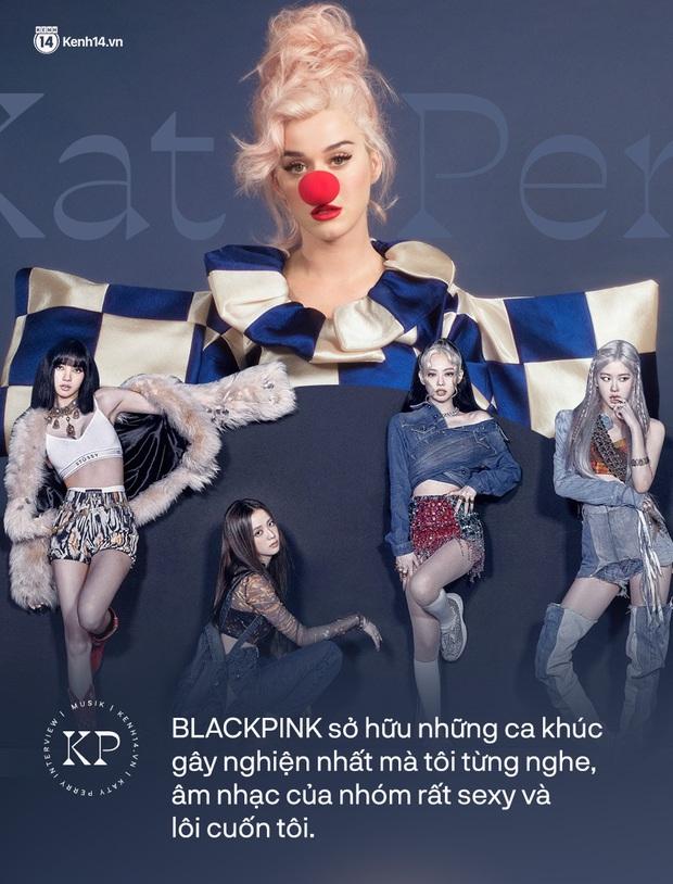Katy Perry trả lời độc quyền Kenh14.vn: Rất thích BLACKPINK, nhưng sẽ không hợp tác với Kpop chỉ vì chạy theo thành tích! - Ảnh 3.