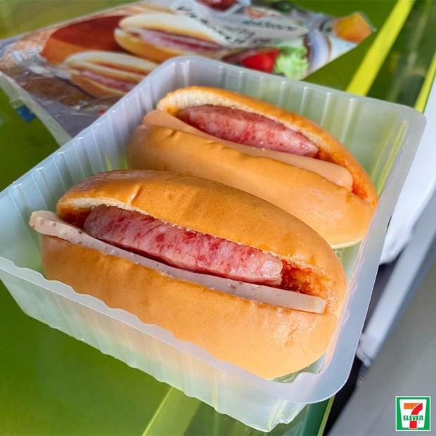 Xuất hiện món bánh mì style Việt Nam ở 7-Eleven Thái Lan, cư dân mạng chỉ muốn thốt lên: giống ở chỗ nào vậy? - Ảnh 2.