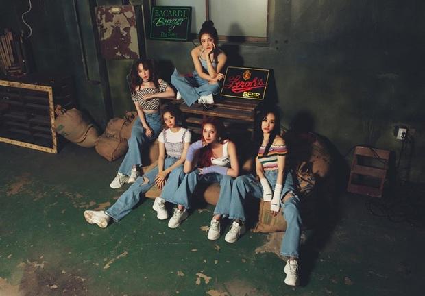 Nữ idol 29 tuổi vẫn miệt mài debut: Từng là backup-dancer của BLACKPINK, đã ra mắt cùng 4 nhóm nhạc nhưng kết cục đều tan rã - Ảnh 14.