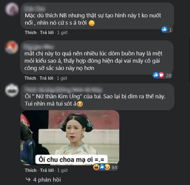 Netizen thi nhau phanh gấp trước bộ váy nhìn như khăn trải bàn của Địch Lệ Nhiệt Ba ở Trường Ca Hành - Ảnh 6.