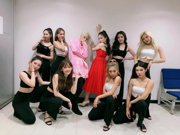 Nữ idol 29 tuổi vẫn miệt mài debut: Từng là backup-dancer của BLACKPINK, đã ra mắt cùng 4 nhóm nhạc nhưng kết cục đều tan rã - Ảnh 5.