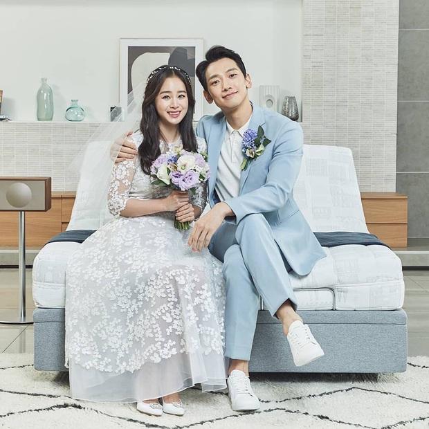 Kim Tae Hee dùng chồng như phá: Bi Rain lộ gương mặt gầy xọp, mặt hốc hác đến mức đáng lo - Ảnh 7.