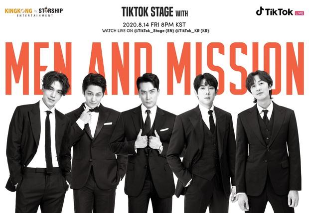 Fanmeeting 5 tài tử Hàn quyền lực gây nổ MXH: Hé lộ nhan sắc thật, Lee Dong Wook như thánh sống, Kim Bum lộ khuyết điểm - Ảnh 2.