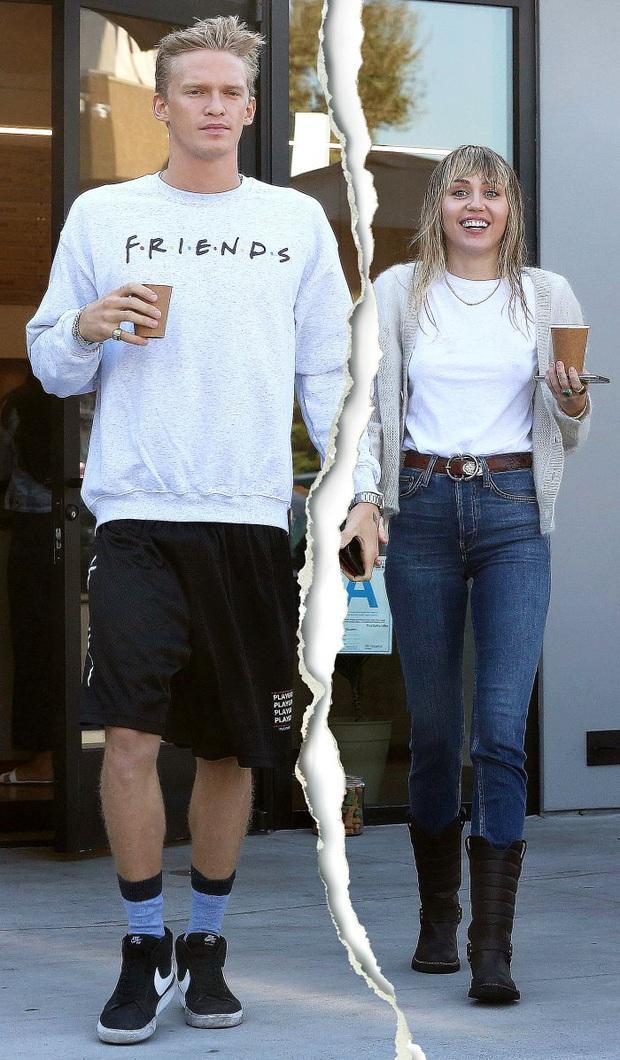 HOT: Miley Cyrus chia tay tình trẻ kém 5 tuổi Cody Simpson chỉ sau 10 tháng hẹn hò - Ảnh 2.