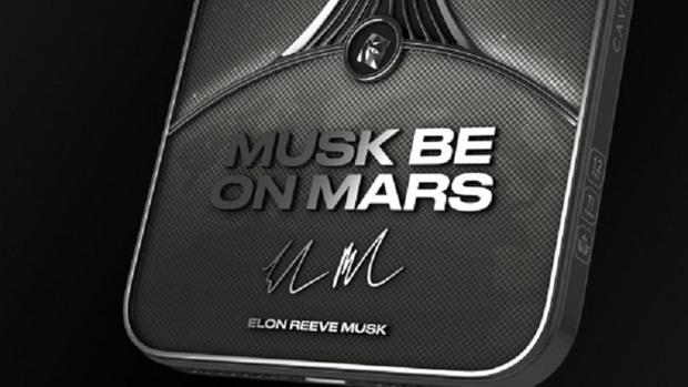 Phiên bản iPhone 12 Pro siêu đẹp dành cho fan của Elon Musk có giá hơn 115 triệu đồng - Ảnh 3.