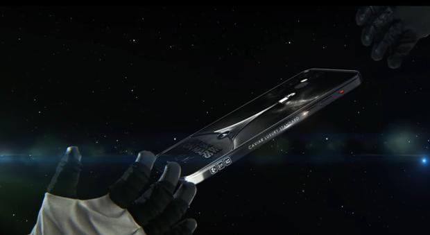 Phiên bản iPhone 12 Pro siêu đẹp dành cho fan của Elon Musk có giá hơn 115 triệu đồng - Ảnh 2.