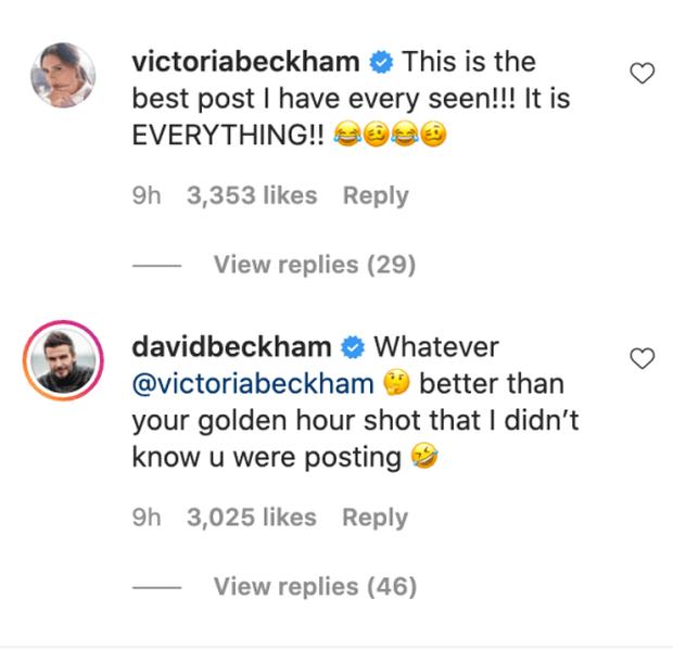 David Beckham đăng bức hình so sánh diện mạo sau 15 năm, đỉnh cao là thế nhưng ai ngờ lại bị bà xã Victoria cà khịa cực mạnh - Ảnh 2.