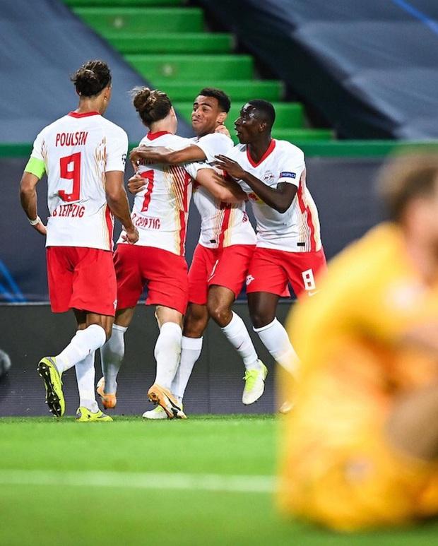 Từ đội bóng bị ghét nhất nước Đức, bây giờ Leipzig xứng đáng được yêu - Ảnh 1.