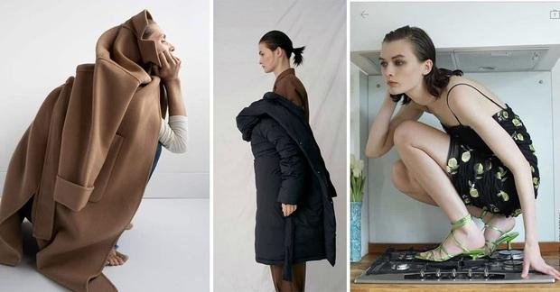 Dân tình dù mê đồ Zara vẫn phải cạn lời với lookbook toàn những kiểu pose quằn quại oằn tà là vằn của hãng - Ảnh 1.