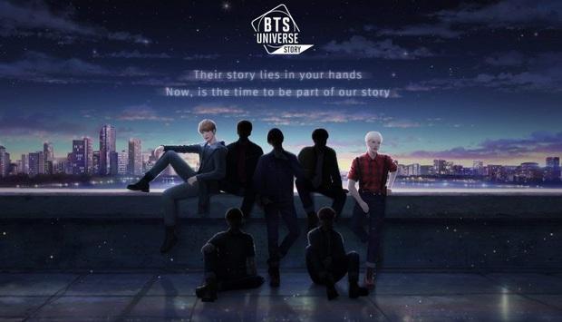 Hé lộ chi tiết về BTS Universe Story, tựa game dành cho các fan BTS - Ảnh 1.