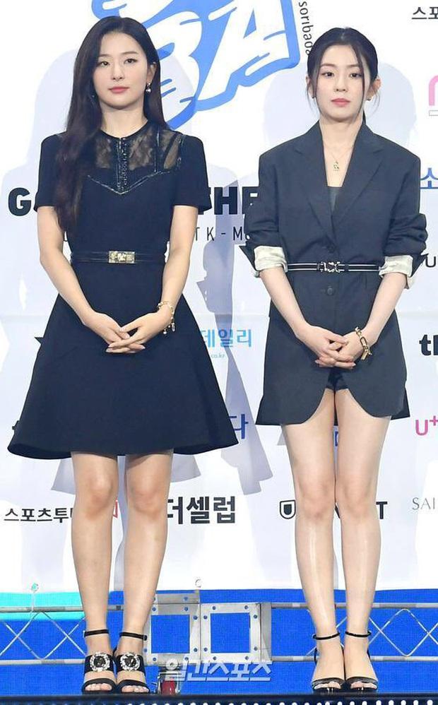 Đụng hàng với điên nữ Seo Ye Ji mà Irene chẳng hề lép vế, thậm chí còn lấn át về độ sexy - Ảnh 1.