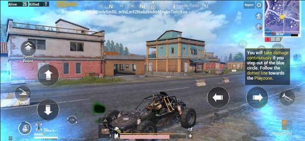 Game thủ PUBG Mobile review sớm Erangel 2.0: Map chất lượng Ultra HD, Thompson SMG gắn Reddot, sảnh chờ mới,... - Ảnh 11.