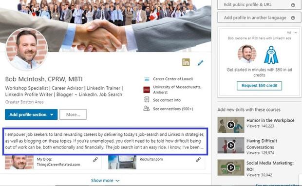 Với 20 năm kinh nghiệm săn nhân tài, CEO tiết lộ 6 sai lầm kinh điển ứng viên hay mắc khi tạo CV trên LinkedIn, khiến bản thân kém hấp dẫn trong mắt nhà tuyển dụng - Ảnh 3.