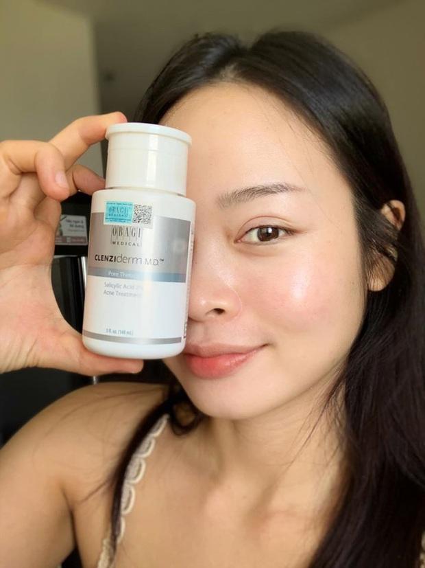 Beauty bloger da hỗn hợp thiên dầu bật mí 3 sản phẩm quyết định làn da mịn màng căng bóng  - Ảnh 6.