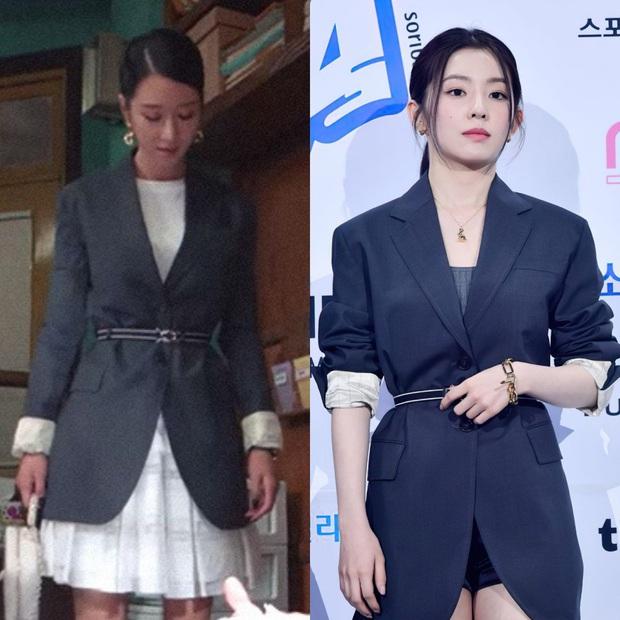 Đụng hàng với điên nữ Seo Ye Ji mà Irene chẳng hề lép vế, thậm chí còn lấn át về độ sexy - Ảnh 7.