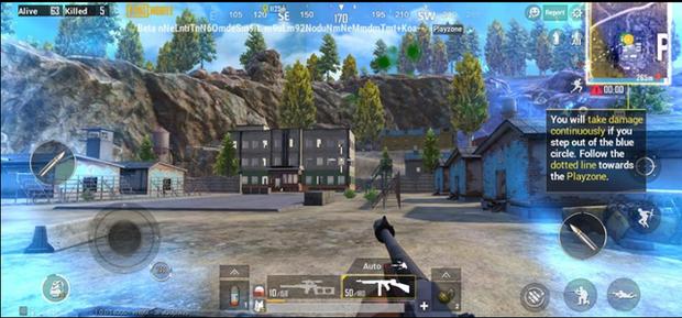 Game thủ PUBG Mobile review sớm Erangel 2.0: Map chất lượng Ultra HD, Thompson SMG gắn Reddot, sảnh chờ mới,... - Ảnh 9.