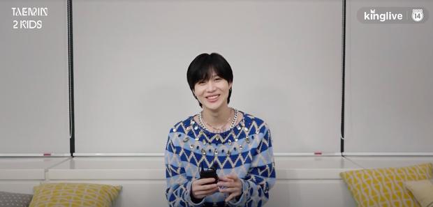 Phỏng vấn TAEMIN: Có khác biệt rõ rệt khi hoạt động cùng SHINee và SuperM, cứ nhắc đến Việt Nam là thấy hạnh phúc! - Ảnh 4.