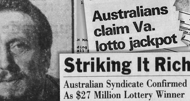 Chuyện về nhà kinh tế tìm ra thuật toán để chắc chắn ăn xổ số: 14 lần trúng độc đắc, làm thay đổi toàn bộ hệ thống tính xổ số tại Úc và Mỹ - Ảnh 3.