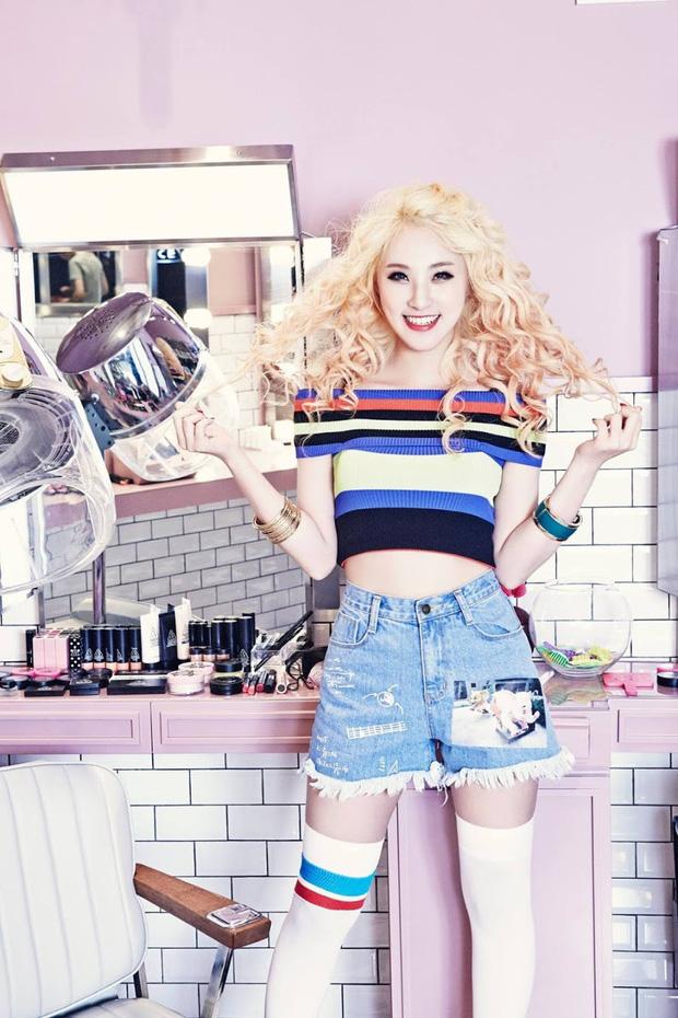 Nữ idol 29 tuổi vẫn miệt mài debut: Từng là backup-dancer của BLACKPINK, đã ra mắt cùng 4 nhóm nhạc nhưng kết cục đều tan rã - Ảnh 8.