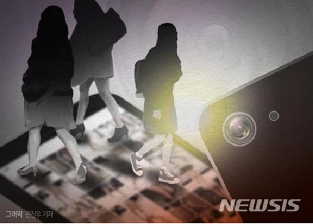 Hé lộ hành vi của nam diễn viên quay lén nhà vệ sinh đài KBS: 32 lần đặt camera suốt 2 năm, nạn nhân lên tới hàng chục người - Ảnh 4.