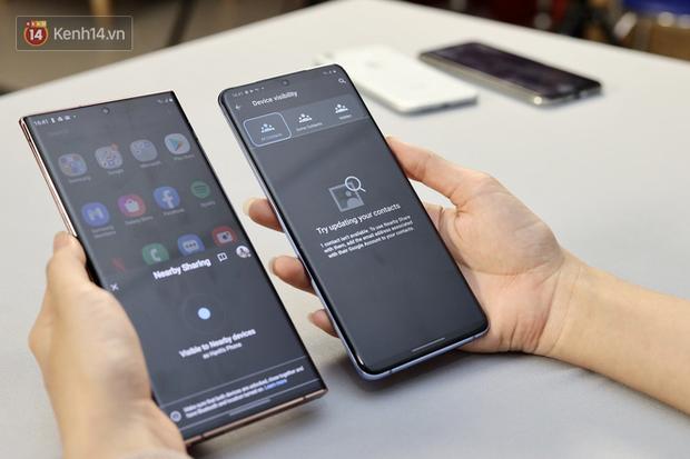 Dùng thử tính năng Nearby Share mới xuất hiện trên các thiết bị chạy Android, rất gì và này nọ! - Ảnh 2.