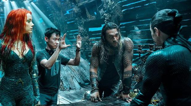 Đạo diễn Aquaman hứa hẹn phần 2 sẽ có nét kinh dị, fan DC đừng mơ mộng về thước phim hường phấn nữa! - Ảnh 2.