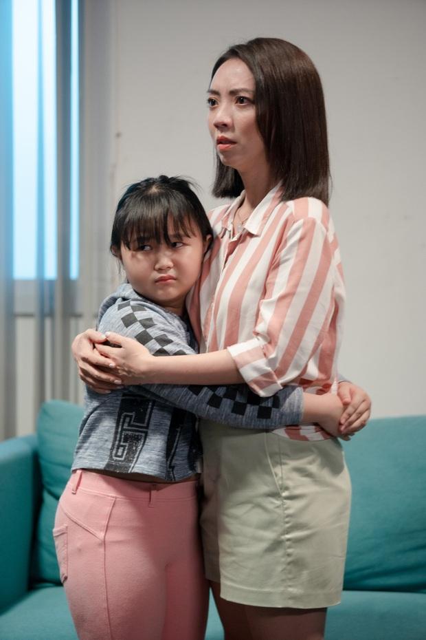 Chị Mười Ba Thu Trang lộ bụng bầu bật khóc ở hậu trường web drama Bộ Tứ Oan Gia, vụ gì đây? - Ảnh 9.