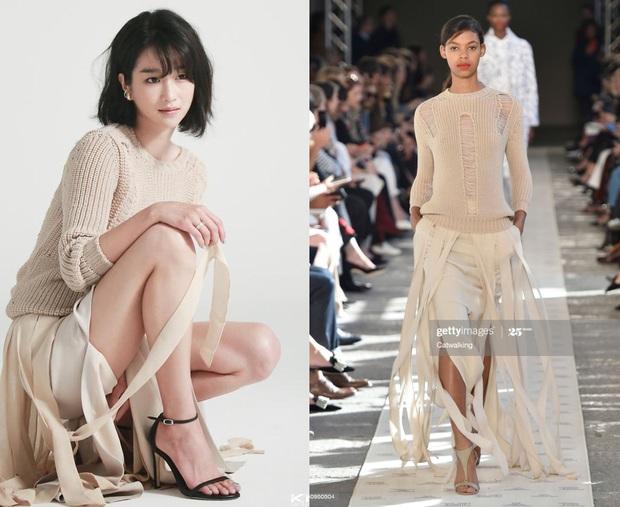 Từ 1 năm trước Seo Ye Ji đã mặc đẹp xuất sắc, diện váy xuyên thấu sexy chặt đẹp người mẫu của Dior - Ảnh 5.