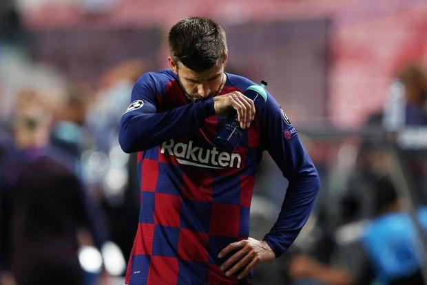 Những con số đáng buồn hằn sâu vào lịch sử Barca sau thảm bại 2-8 - Ảnh 1.