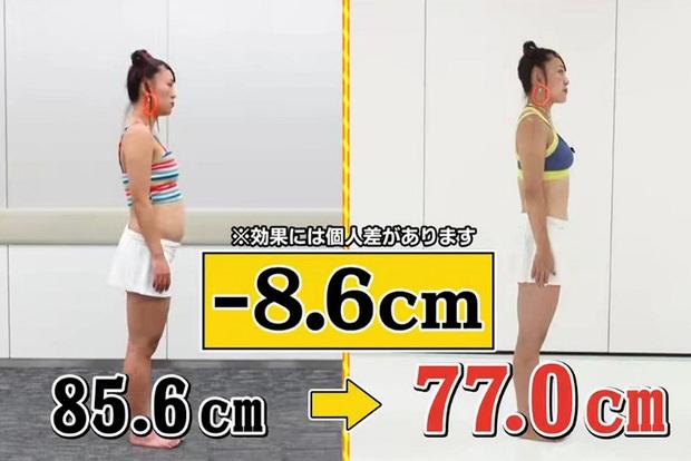 Người Nhật có bài tập giảm 8cm vòng bụng chỉ sau 2 tuần, chị em công sở hay ngồi nhiều cần lưu ý ngay - Ảnh 2.