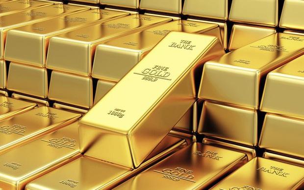Giá vàng cuối tuần quay đầu giảm - Ảnh 1.