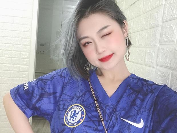 Nữ streamer xinh đẹp, sexy Hảo Thỏ bất ngờ xuất hiện trên fanpage chính thức của CLB Chelsea - Ảnh 2.