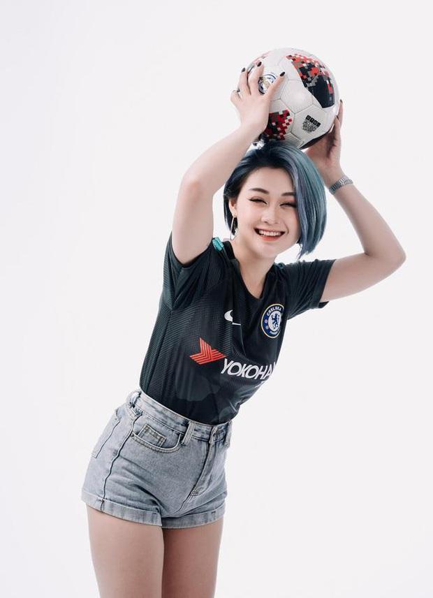 Nữ streamer xinh đẹp, sexy Hảo Thỏ bất ngờ xuất hiện trên fanpage chính thức của CLB Chelsea - Ảnh 3.