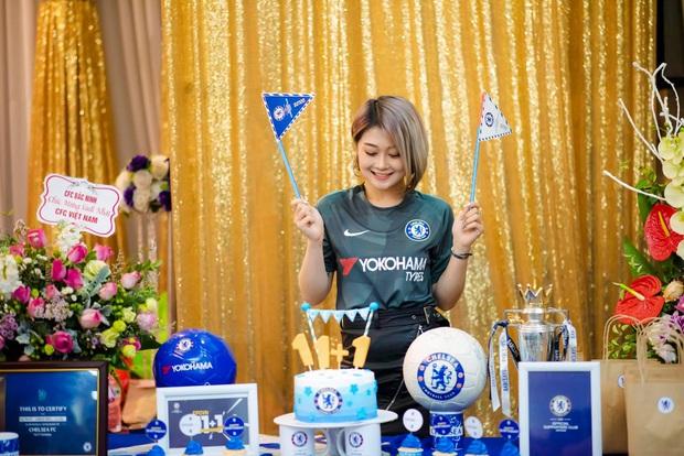 Nữ streamer xinh đẹp, sexy Hảo Thỏ bất ngờ xuất hiện trên fanpage chính thức của CLB Chelsea - Ảnh 5.