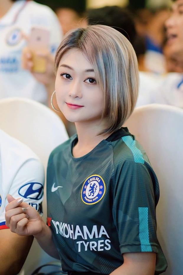 Nữ streamer xinh đẹp, sexy Hảo Thỏ bất ngờ xuất hiện trên fanpage chính thức của CLB Chelsea - Ảnh 6.