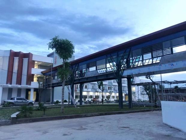 Trường chuyên ở Ninh Bình sang chảnh như resort 5 sao, đi vài bước lại ra ảnh nghìn like - Ảnh 4.