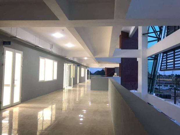 Trường chuyên ở Ninh Bình sang chảnh như resort 5 sao, đi vài bước lại ra ảnh nghìn like - Ảnh 6.
