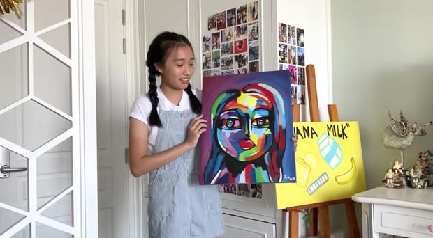 Big city girl Jenny Huỳnh cực đỉnh khoản vẽ vời, đi vài nét cơ bản mà thành quả quá là ưng - Ảnh 13.