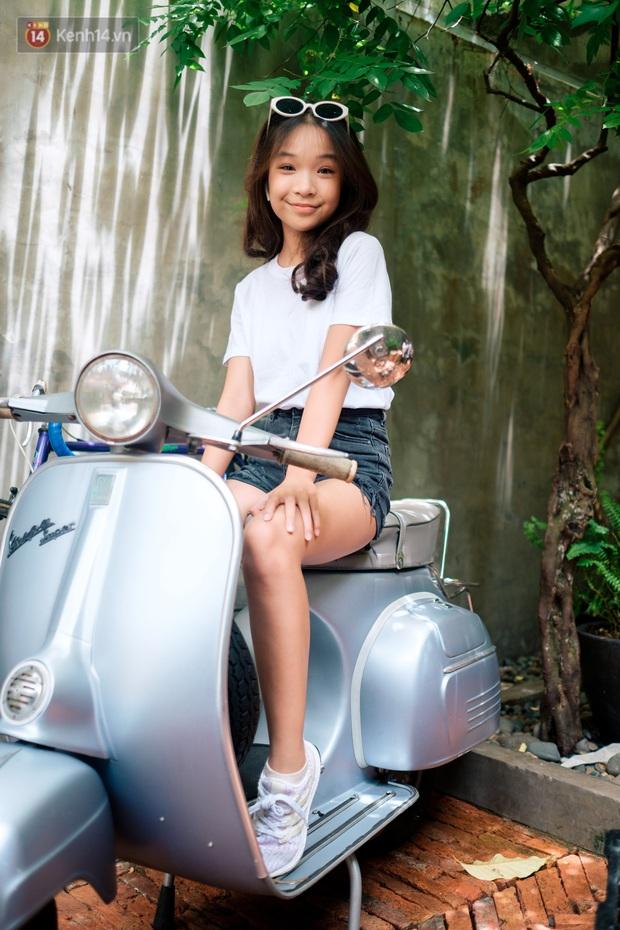 Thiên Thư - tiểu thư 13 tuổi đã có 4 năm làm YouTuber: Ít bạn bè vì nổi tiếng, tự kiếm tiền đóng học phí trường quốc tế - Ảnh 2.