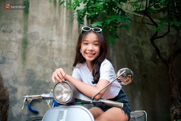 Thiên Thư - tiểu thư 13 tuổi đã có 4 năm làm YouTuber: Ít bạn bè vì nổi tiếng, tự kiếm tiền đóng học phí trường quốc tế - Ảnh 1.