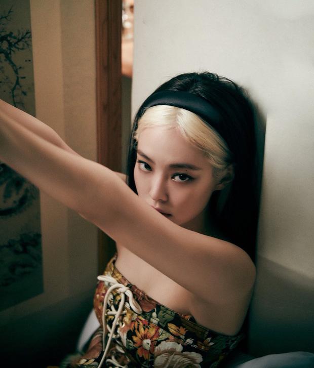 30 nữ idol hot nhất hiện nay: Irene đẩy loạt thành viên BLACKPINK về sau, TWICE mất hút không bất ngờ bằng thứ hạng của giọng ca mới nổi - Ảnh 2.