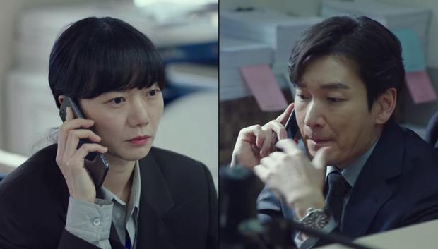 Secret Forest 2 mở màn căng đét: Ngầu nhất là màn điều tra án mạng bằng MXH của chị đại Bae Doo Na - Ảnh 1.