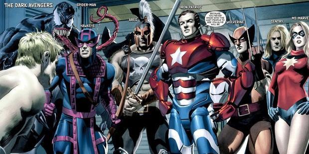 Lộ giả thuyết hội phản diện ghê gớm hơn cả Thanos đã được Marvel giới thiệu ở Captain America: Civil War? - Ảnh 3.