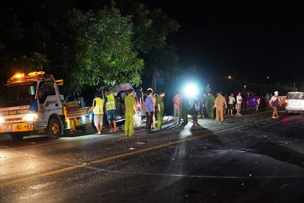 Xác định tài xế gây tai nạn thảm khốc làm 8 người chết tại Bình Thuận  - Ảnh 1.