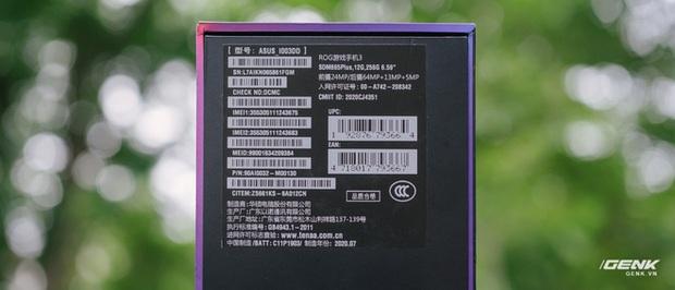 Trên tay quái vật gaming ROG Phone 3: Snapdragon 865+, màn hình 144Hz, pin 6000mAh, giá từ 14,5 triệu đồng - Ảnh 3.