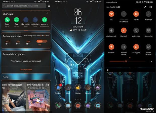 Trên tay quái vật gaming ROG Phone 3: Snapdragon 865+, màn hình 144Hz, pin 6000mAh, giá từ 14,5 triệu đồng - Ảnh 20.
