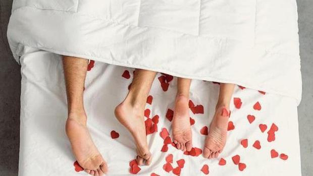 Sau khi quan hệ, 3 việc đàn ông không được làm, 2 điều đối với phụ nữ không được chậm trễ - Ảnh 4.