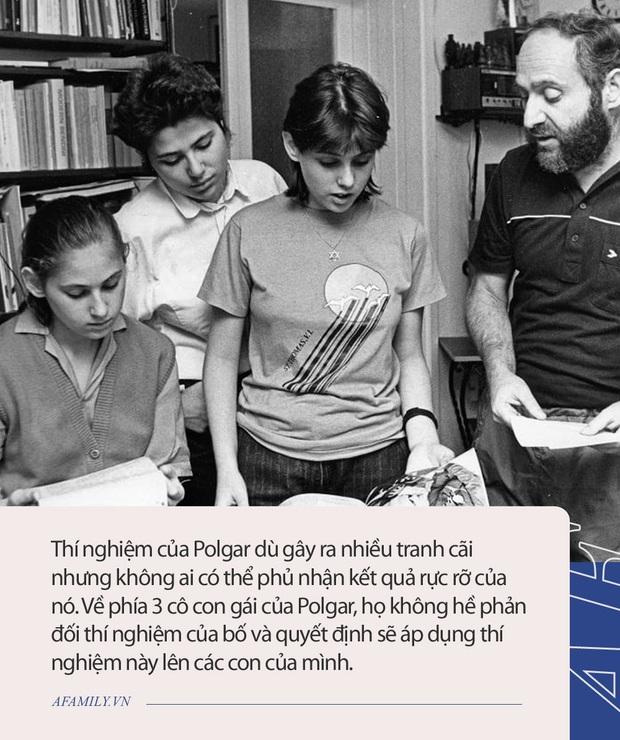 Biến 3 cô con gái nhỏ trở thành đối tượng thí nghiệm, ông bố không ngờ 30 năm sau nhận về một kết quả khó tin - Ảnh 5.
