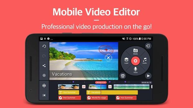 Top 5 ứng dụng giúp bạn chỉnh sửa video xịn sò như dân chuyên nghiệp ngay trên điện thoại - Ảnh 5.